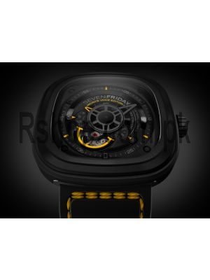 SEVENFRIDAY MICAH'S VOICE SPECIAL EDITION Automatic Original Machine Watch Price in Pakistan