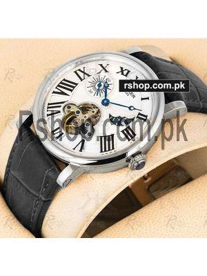 Rotonde de Cartier flying tourbillon Watch  Price in Pakistan