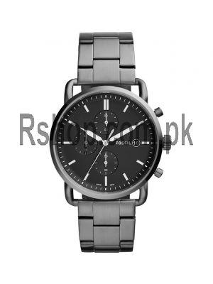 Fossil Analog Black Dial Men's Watch  (Swiss Watch) Price in Pakistan