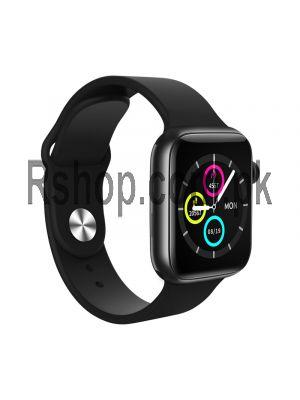 T500Plus Smart Watch 2021 Full Touch Ip67 Smartwatch Heart Rate Blood Pressure Smart Watch MTK2502 Price in Pakistan