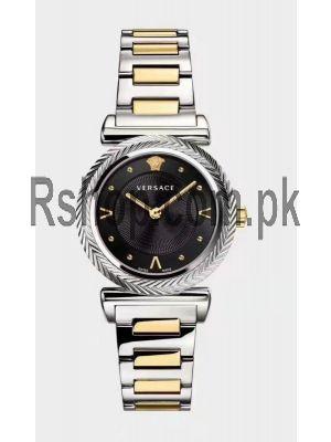 Ladies V-Motif Vintage Logo Watch Price in Pakistan