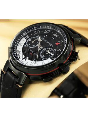 Louis Vuitton Tambour Chronographe GMT Watch Price in Pakistan