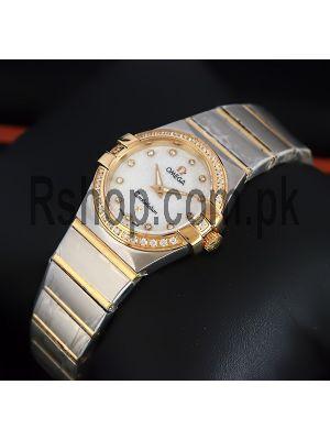 Omega Constellation Ladies Watch Price in Pakistan