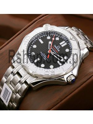 Omega Seamaster Diver 300m Co-Axial Mens Watch Price in Pakistan