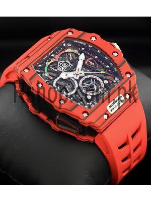 Richard Mille RM 50-03 McLaren F1 Chronograph Watch Price in Pakistan
