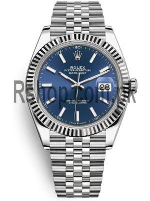 Rolex Datejust Rolesor Watch Price in Pakistan