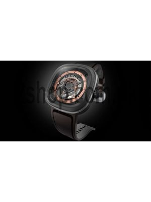 SevenFriday Industrial Essence P2-3 strong coloring of Copper Automatic Original Machine Watch Price in Pakistan