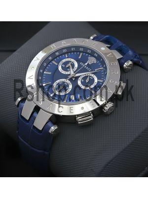 Versace Blue Dial Watch  Price in Pakistan