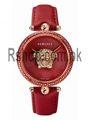 Versace Women's Palazzo Empire Red Swiss-Quartz Watch Price in Pakistan