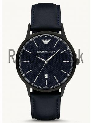 Emporio Armani  Navy Blue Watch AR11190  (Same as Original) Price in Pakistan
