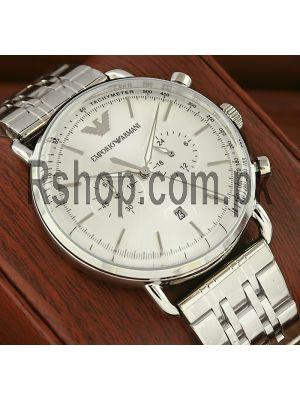 Emporio Armani Stainless Steel Wrist Watch Price in Pakistan
