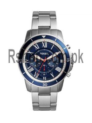 Fossil Grant Sport Steel Chronograph Watch FS5238   (Same as Original) Price in Pakistan