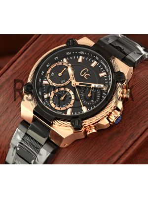 GC Cable Chic Black Ladies Watch Price in Pakistan