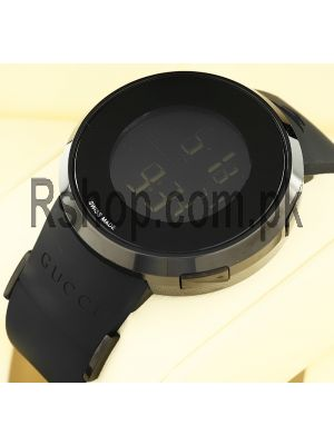 Gucci I-Gucci Digital Black Watch Price in Pakistan
