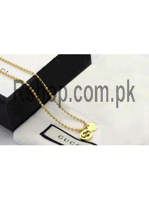 Gucci Interlocking G Pendant Necklace Price in Pakistan