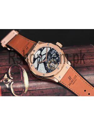 Hublot Classic Fusion Skeleton Tourbillon  Buy Watches in Pakistan