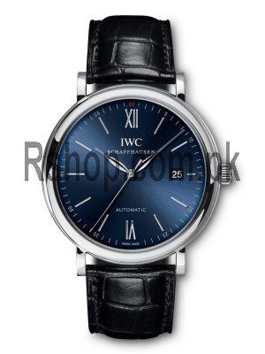 IWC Schaffhausen Portofino IW356512 Watch Price in Pakistan