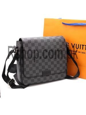Louis Vuitton Flap Messenger Damier Graphite Bag Price in Pakistan
