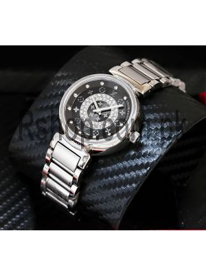 Louis Vuitton Tambour Diamond Dial Ladies Watch Price in Pakistan