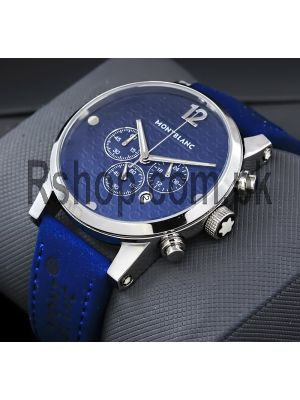 MontBlanc TimeWalker Chronograph Watch Price in Pakistan