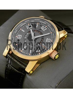Montblanc Timewalker World Time Hemispheres Watch Price in Pakistan