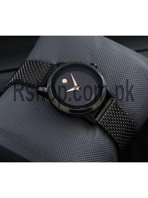 Movado Bold Black Ladies Watch  Price in Pakistan