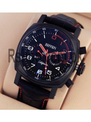 Officine Panerai Ferrari California Flyback Chronograph Watch  Price in Pakistan