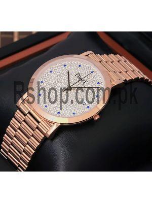 Piaget Diamond Dial Rose Gold Watch Price in Pakistan