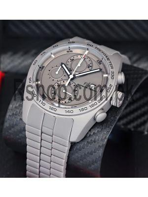 Porsche Design Chronotimer Grey Dial Grey Rubber Men's Watch  Price in Pakistan