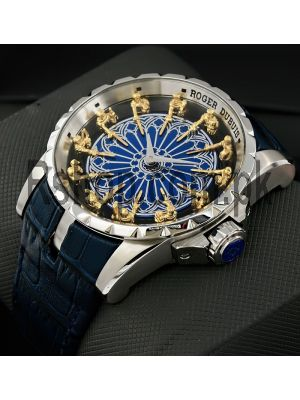 Roger Dubuis Excalibur Knights of the Round Table Watch Price in Pakistan