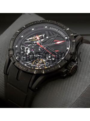 Roger Dubuis Excalibur Spider Pirelli & Excalibur Aventador S Watch Price in Pakistan