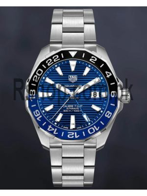 TAG Heuer - Aquaracer Calibre 7 GMT Watch Price in Pakistan