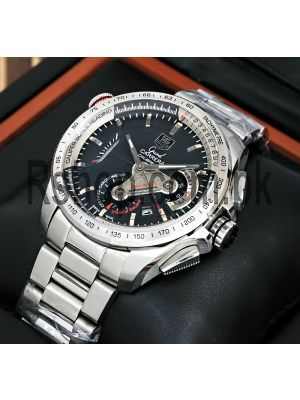 Tag Heuer Grand Carrera Calibre 36 RS Caliper Automatic Chronograph 43 mm Watch Price in Pakistan
