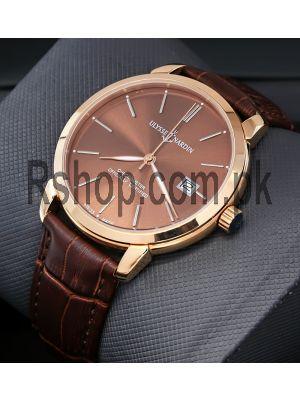 Ulysse Nardin San Marco Classico Watch Price in Pakistan