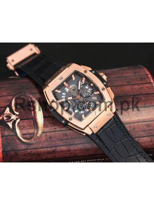 "Hublot's Tonneau-Shaped ""Spirit of Big Bang"" Collection  watches price"