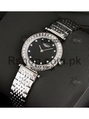 Longines Elegant Collection Ladies Watch