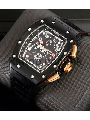 Richard Mille RM 011 Replica Watches in Lahore