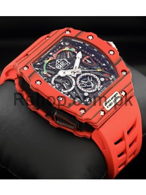 Richard Mille RM 50-03 McLaren F1 Chronograph Watch Price in Pakistan